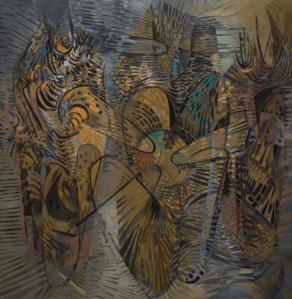 Peinture Wolfgang Paalen