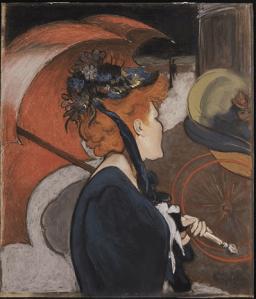 Peinture Louis Anquetin