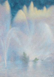 Peinture Lucien Lévy-Dhurmer