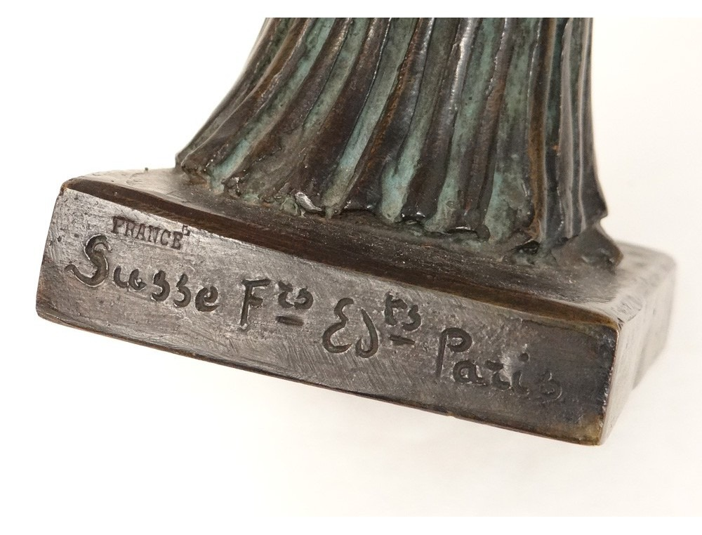 marque fondeur bronze