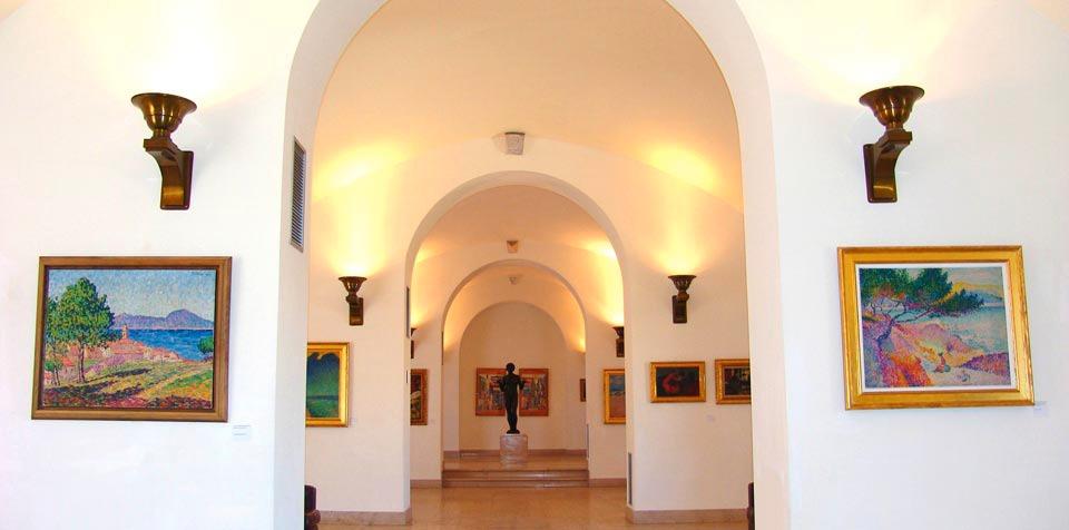 musée de l'Annonciade à Saint-Tropez