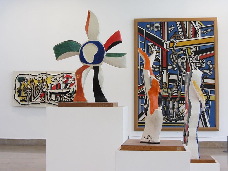 musée Fernand Léger à Biot