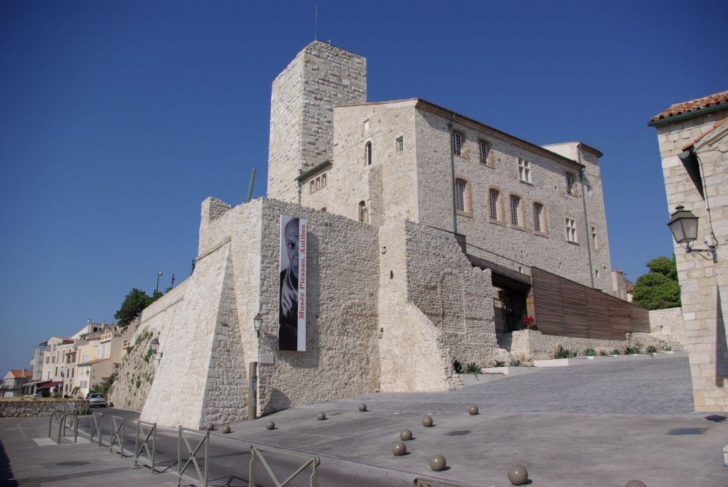 musée Picasso à Antibes