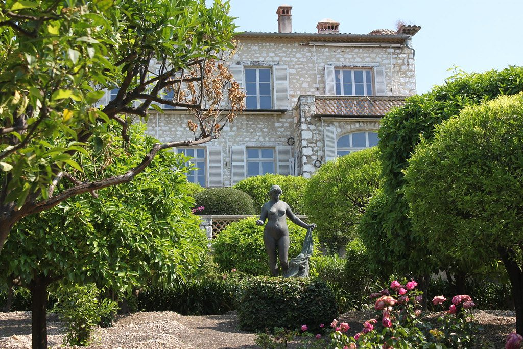 musée Renoir à Cagnes-Sur-Mer