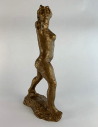 """Oeuvre """"L'action enchaînée"""" d'Aristide Maillol, 1905"""