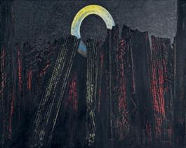 """Oeuvre """"Forêt"""" de Max Ernst, 1927"""