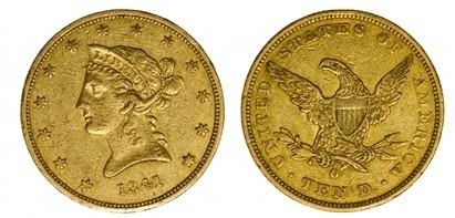 """Oeuvre """"10 Dollars de la République Fédérale"""""""