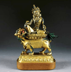 "Oeuvre ""Avalokiteshvara Padmapani"""
