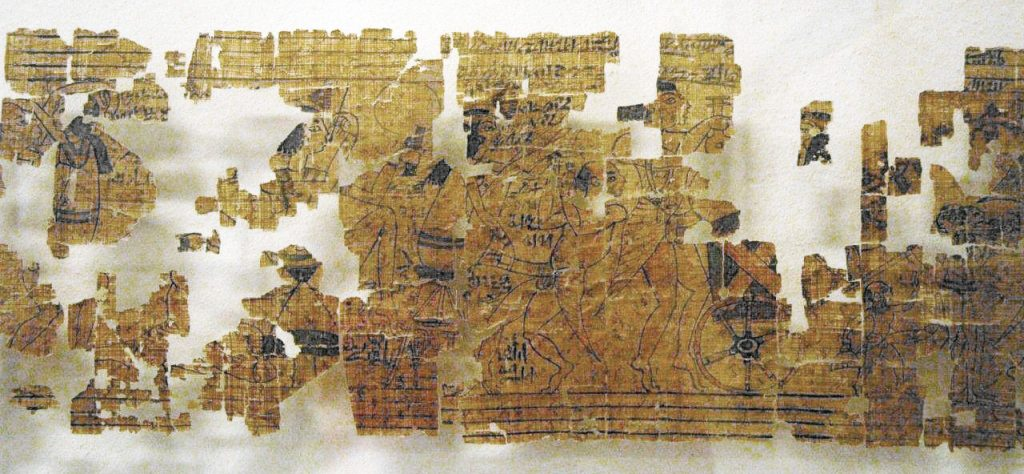 papyrus erotique turin