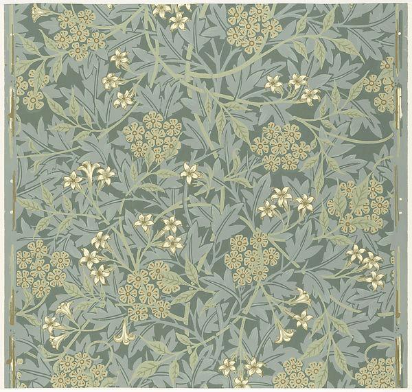 Papier peint William Morris