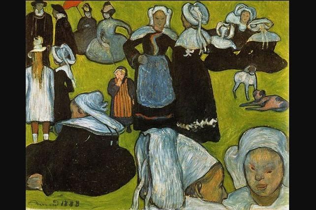 Peinture Emile Bernard
