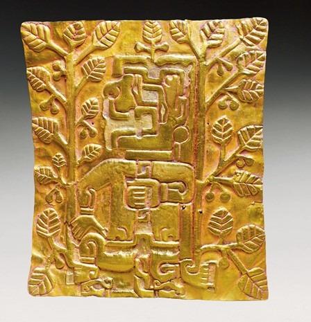 plaque ornementale Chavin