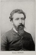 Georges Seurat portrait