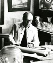 portrait photo Marc Lalique