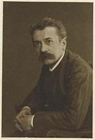 portrait photo René Lalique