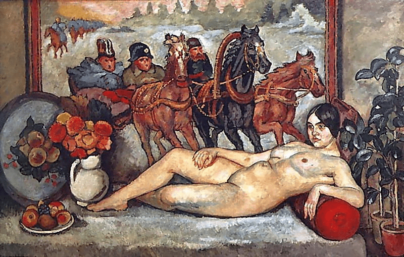 Ilya Mashkov, La Vénus russe