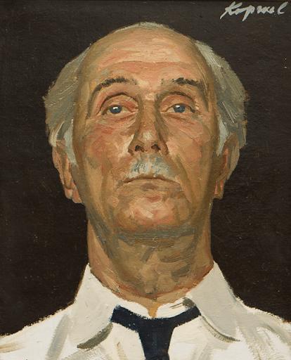 Geli Korjev, Portrait