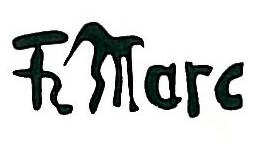 signature franz marc