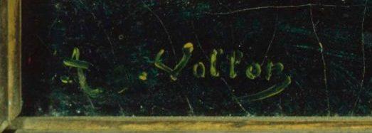 signature antoine vollon