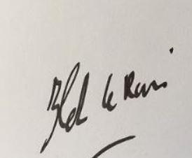 Signature Blek le rat