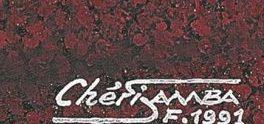 signature chéri samba