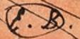 Signature Eugene Gustavovitch Berman