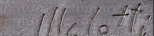 Signature Fausto Melotti