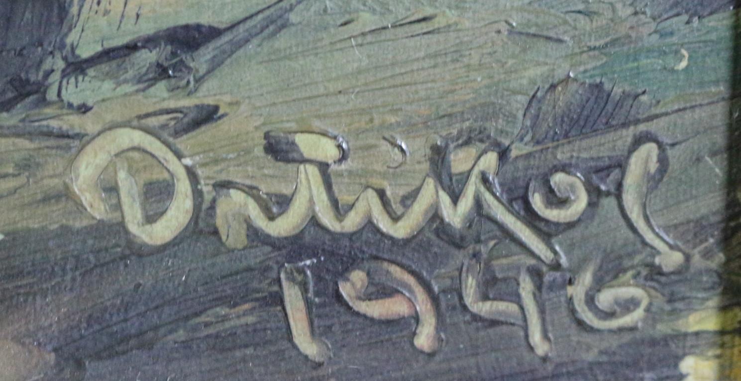 Signature Frantisek Dritkol