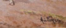 Signature Gaspard de Toursky