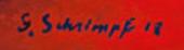 Signature Georg Schrimpf
