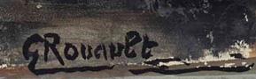 Signature Georges Rouault