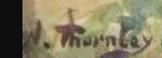 Signature Georges William Thornley