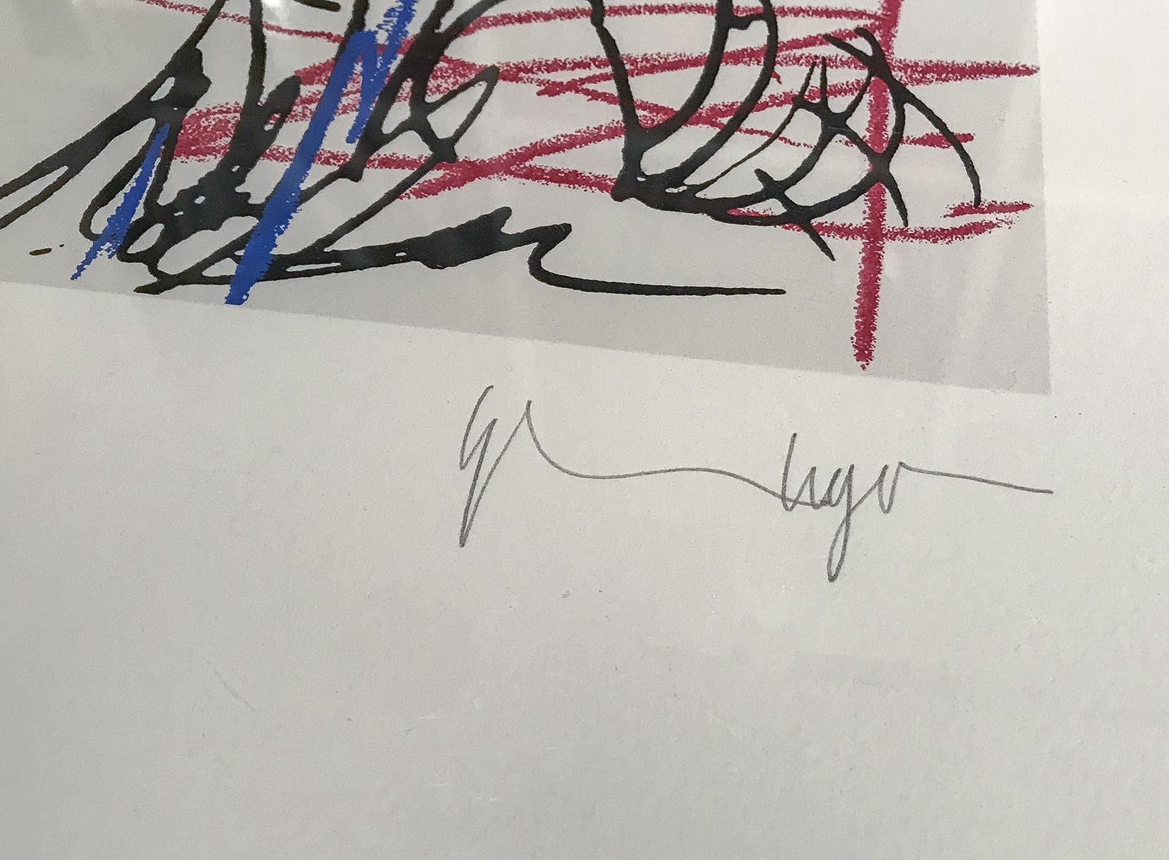 Signature Glenn Ligon