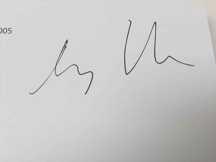 Signature Gregory Crewdson