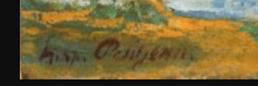 Signature Hippolyte Petitjean