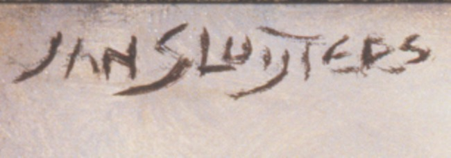 Signature Jan Sluyters