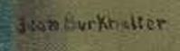 Signature Jean Burkhalter