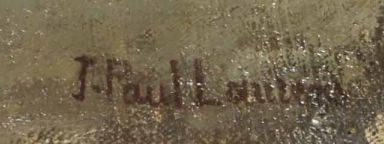 signature jean-paul laurens
