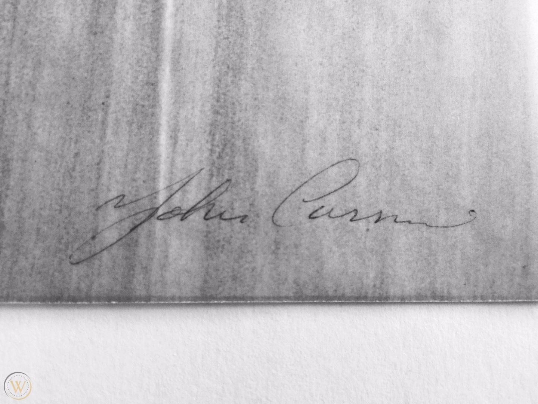 Signature John Currin