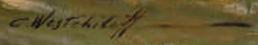 Signature Konstantin Alexandrovitch Weschtchiloff