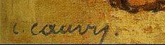 signature leon cauvy