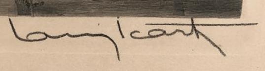 Signature Louis Icart