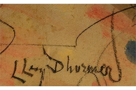 Signature Lucien Lévy-Dhurmer