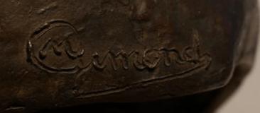 Signature Marcel Gimond