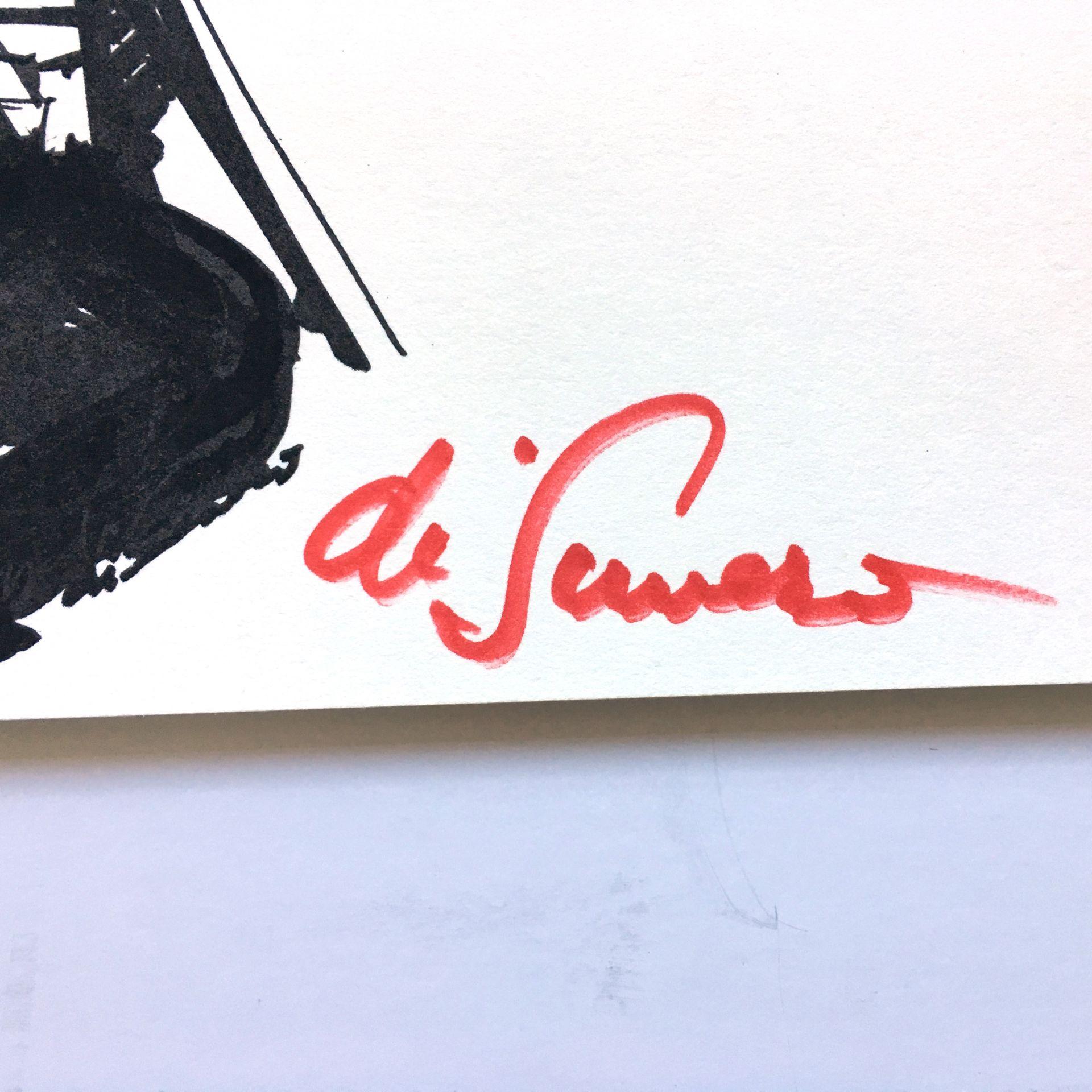 Signature Mark di Suvero