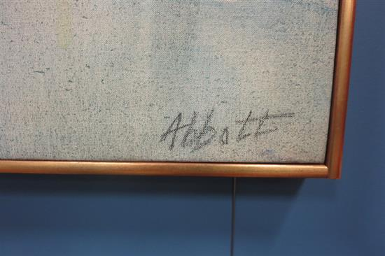 Signature Mary Abbott