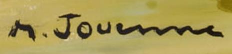 Signature Michel Jouenne