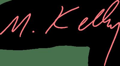 signature Mike KELLEY