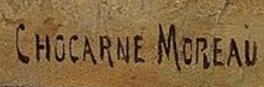 Signature Paul-Charles Chocarne Moreau
