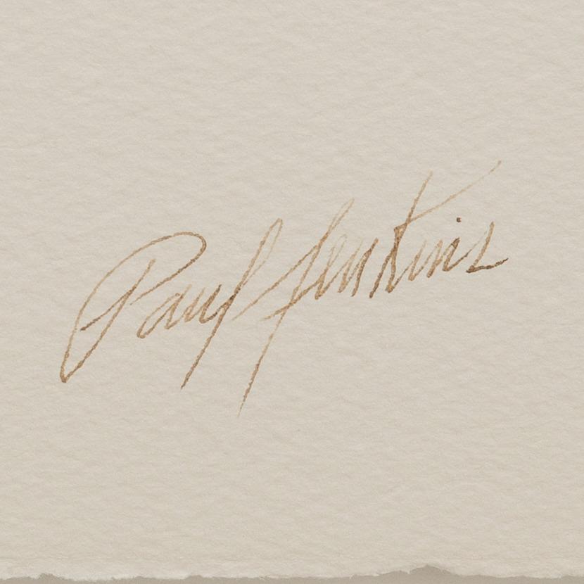 Signature Paul Jenkins